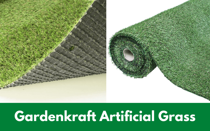 Gardenkraft Artificial Grass Breakdown