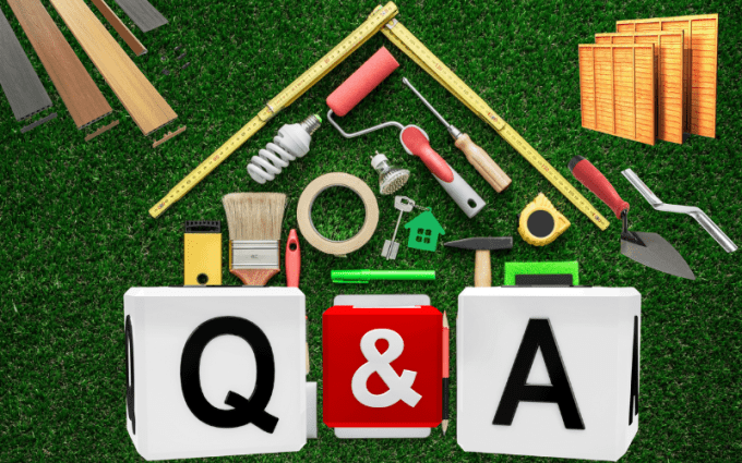 DIY Questions & Answers