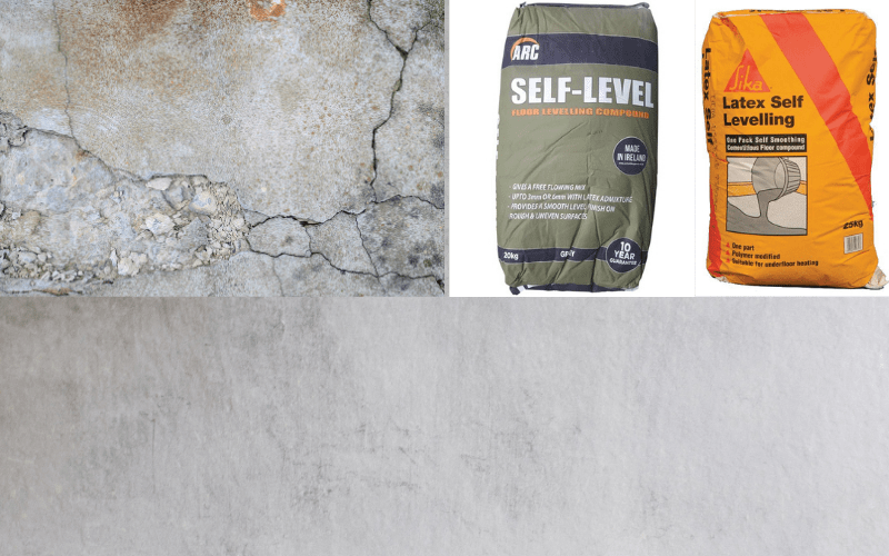 Levelling Your Concrete Floors