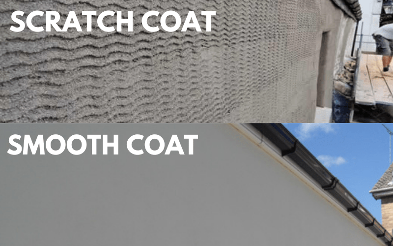 Sand and Cement Render