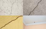 Repairing Cracks In Plaster