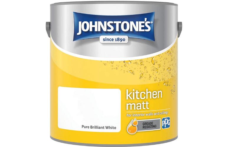 JOHNSTONES MATT KITCHEN PAINT