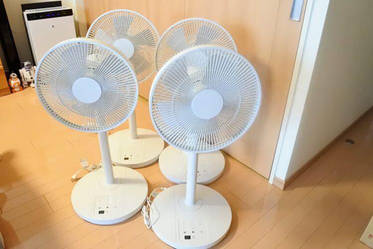 無印良品の「AC扇風機」は絶対買い!やさしい風が遠くまで屆く快適さ - wezzy|ウェジー