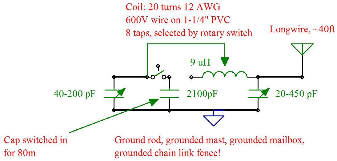 antenna schematic