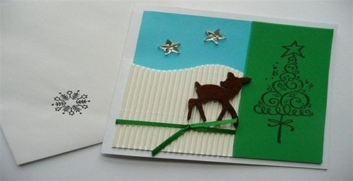 Creative Christmas Card Designs For Inspiration