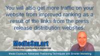 Press Release Marketing Strategy for Website Traffic