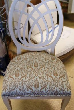 Spoon Back Side Chair