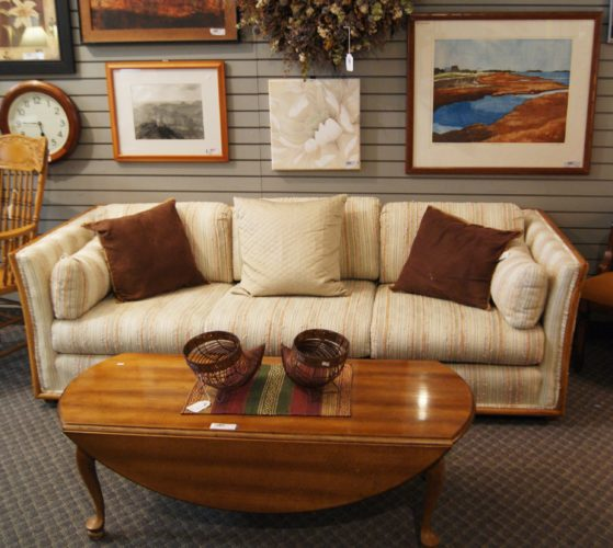 Mid Century Modern-Vintage Sofa – Westside Furniture Consignment Gallery