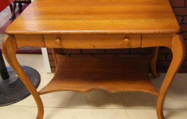 Antique Library Desk