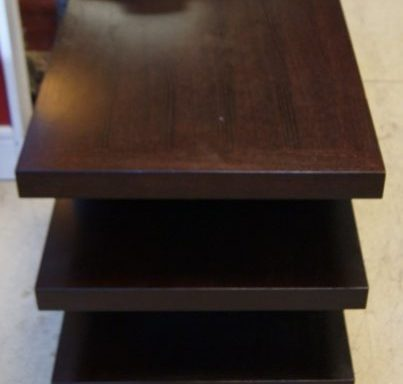Side Tables Priced Separate