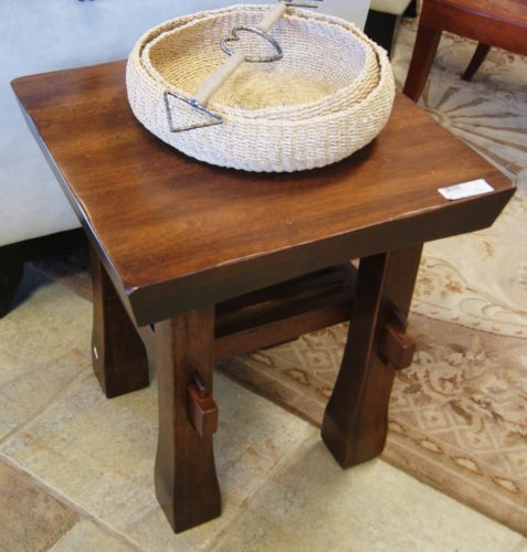 Hako Coffee Table: Westside Furniture Consignment Gallery