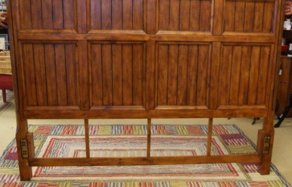 King Size Headboard-Footboard and Rails