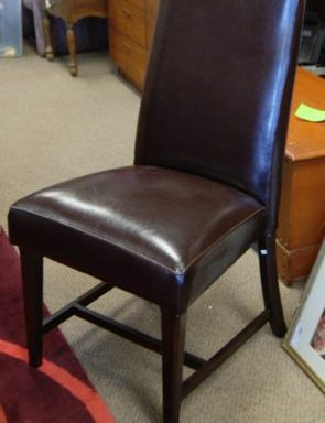 4-Parsons Chairs Priced Separate