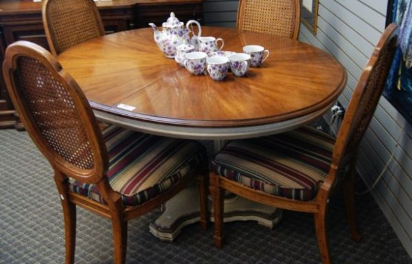 7 Piece Table and Chairs