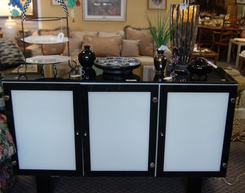 Credenza Console Cabinet