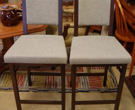 2-Bar Stools Sold Separate