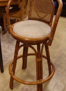 4-Swivel Bar Stools Priced Separate