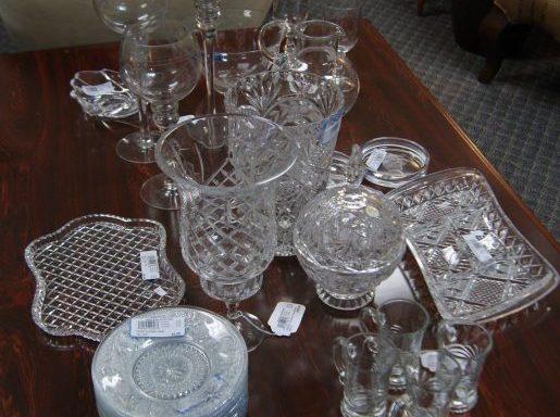 Glassware ~Collectibles~Accessories Galore~!