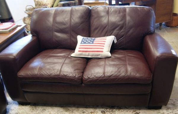 Leather Sofa and Love Seat Priced Separate