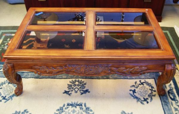 Coffee Table and Matching Side Tables Priced Separate