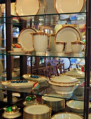 Rare-Vintage Limoges China Collection Set