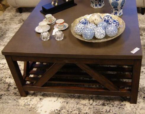 Modern Classic Coffee Table