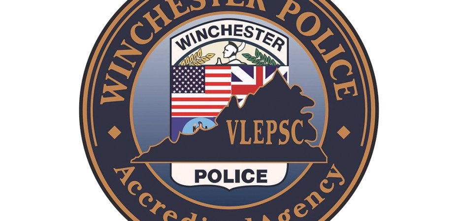 Seal of the Winchester, Virginia Police Department.