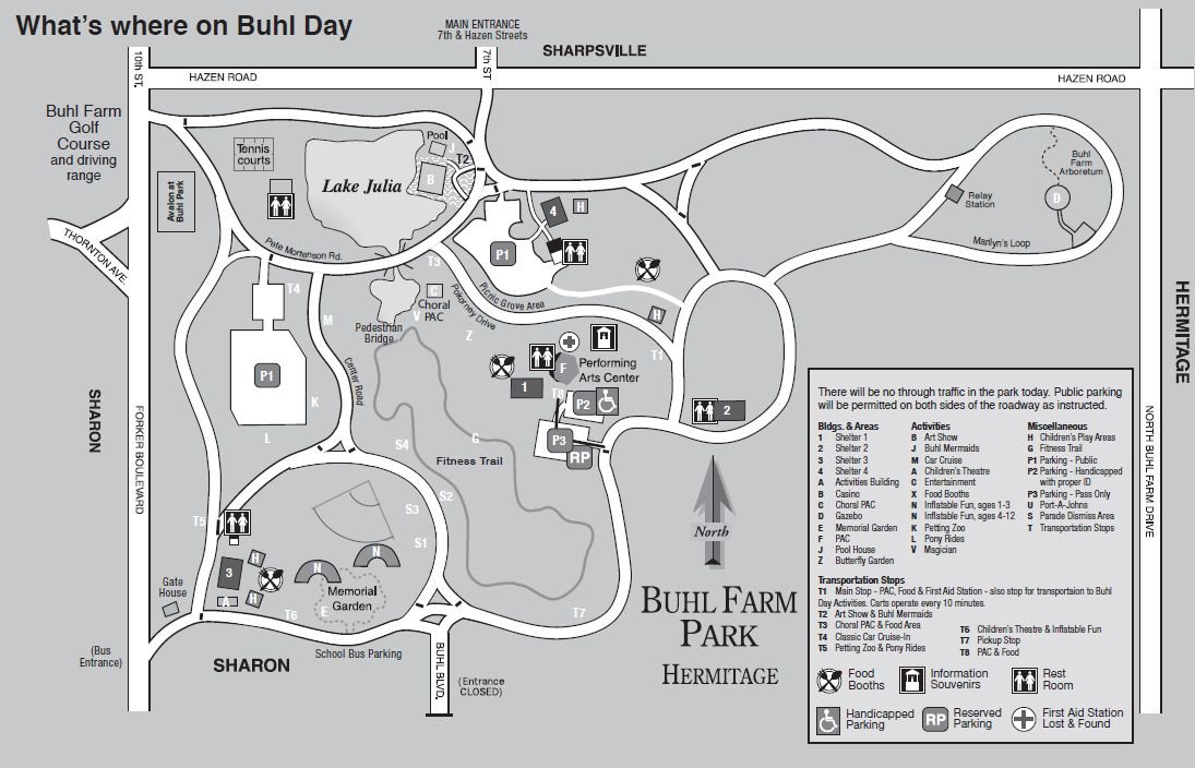 Weather clears up for Buhl Day celebration in Hermitage
