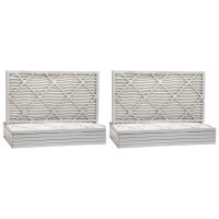 14x24x1 Tier1 Air Filter Replacement MERV 11 - (12-Pack)