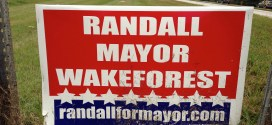 RANDALL MAYOR WAKEFOREST – Fail