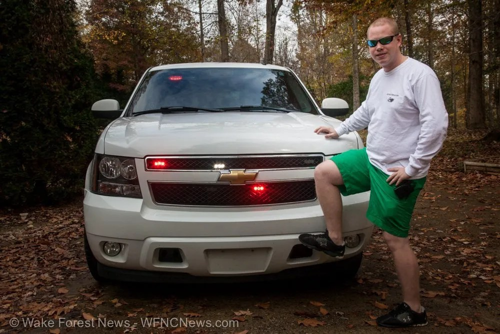 High Quality Local Firefighter Starts New Business Installing Emergency Vehicle Lighting    Wake Forest News Photo Gallery
