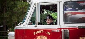 Firefighter Brings Joy and Fulfills Wish for Three-Year-Old Boy