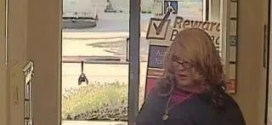 Images released of 'Mrs. Doubtfire' robber in California