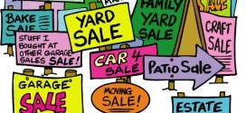 Garage Sale May 9th (Wake Forest)