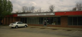 A Random Wake Forest Photo: neighborhood retail store, wake forest, nc