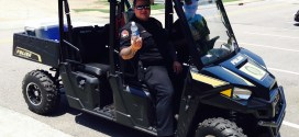 Wake Forest PD ATV is Full of Sheetz