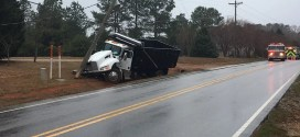Wake Forest Fire Department Fire Photos – Dump Truck Versus Pole