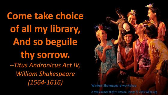 B003_library_quote, WSW. Photo by Woody Fridae