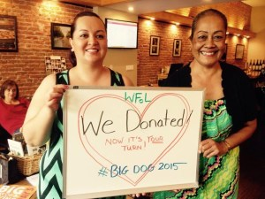 A BIG #BIGDoG2015 Thank You!