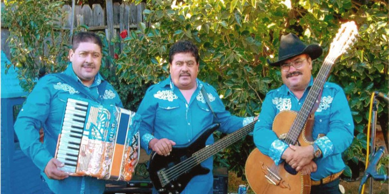 Photo caption: Los Tres de Winters will present a free outdoor concert on Thursday, July 9, at 7:00 p.m. at the Rotary Park Gazebo in Winters, as part of the Winters Friends of the Library summer concert series.