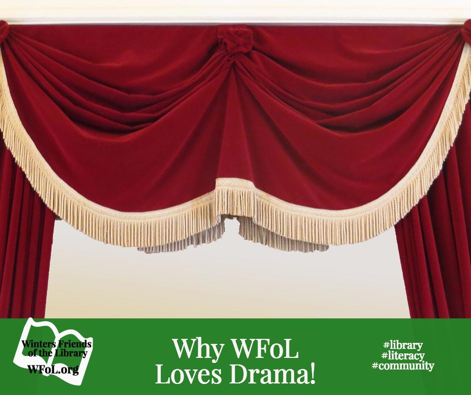Why WFoL loves Drama at wfol.org