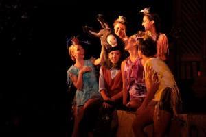 Winters Shakespeare Workshop teen workshop