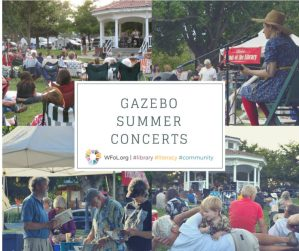 Summer Concerts at the Gazebo in Winters