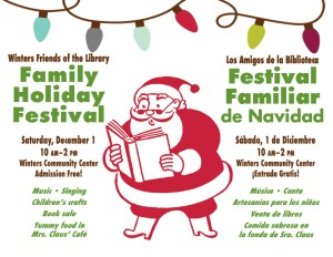 WFoL.org Famly Holiday Festival 2018 Flyer
