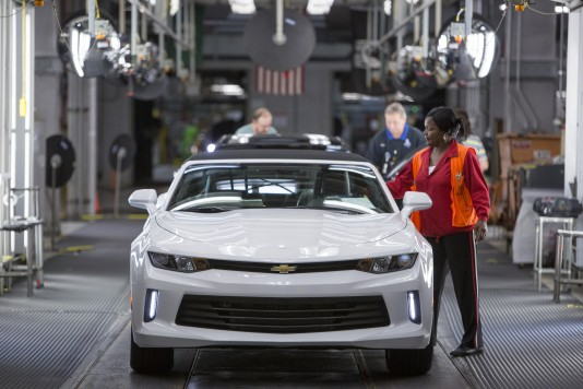Chevrolet announces Monday, October 26, 2015 it will soon begin