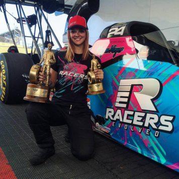 Megan Meyer CLT win 1