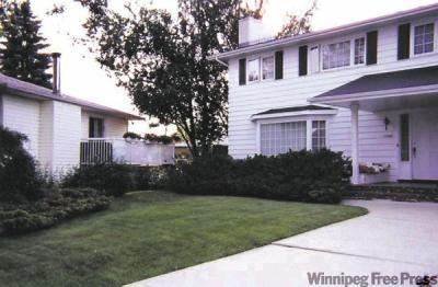 Front-yard facelift solves privacy issue - Winnipeg Free ...