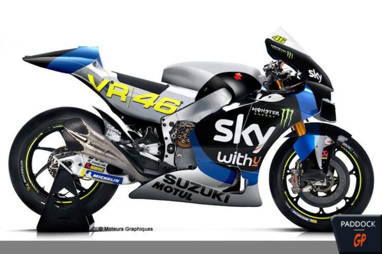 Risultato immagini per vr46 motogp 2022