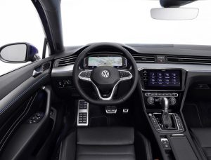 Volkswagen Passat interni