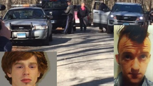 The remains of missing Sterling teen Todd Allen have been found by authorities. (WFSB/CT State Police)